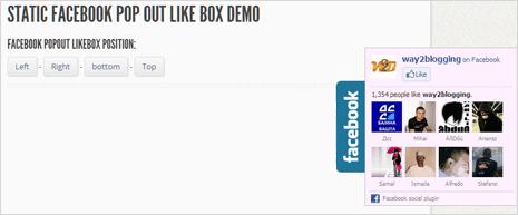 Facebook Popup Plugin