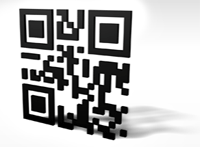 Show QR code for single post URL