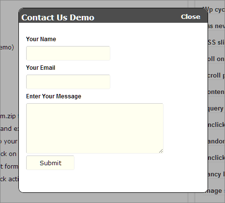 how to create a contact form in wordpress without plugin