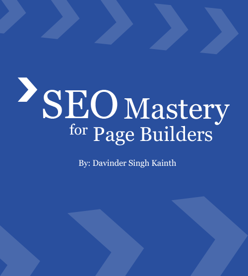 SEO Mastery for Page Builders ecourse