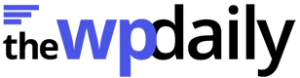 the WP Daily Logo image