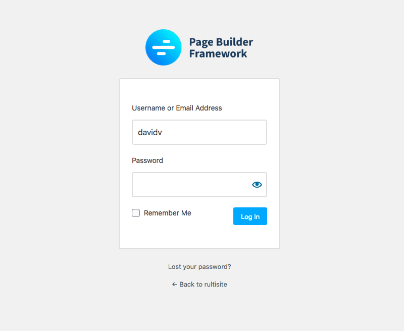 ultimate dashboard login customizer plugin